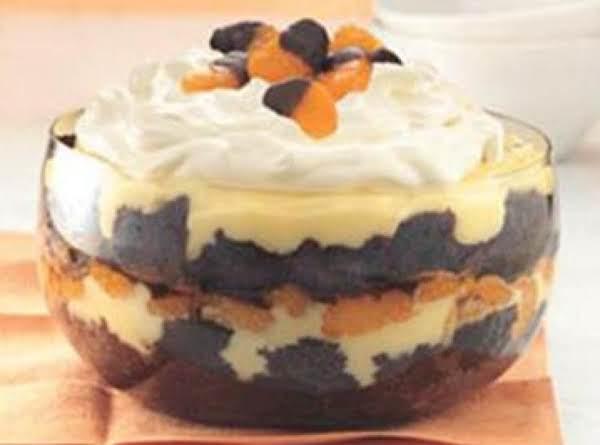 Chocolate-orange Punch Bowl Cake Recipe