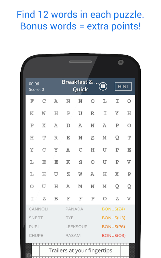 how to search word on android chrome