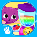 Cute & Tiny Milkshakes - Baby Fruit Smoothies icon