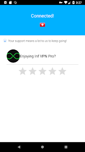 Inf VPN Pro Screenshot