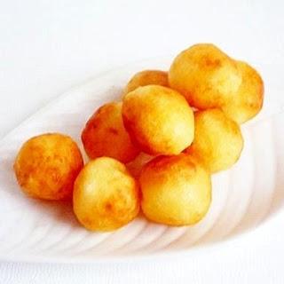 Fried Potato Mochi