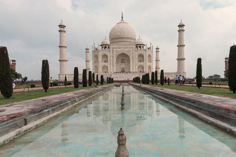 Taj Mahal di Olaf
