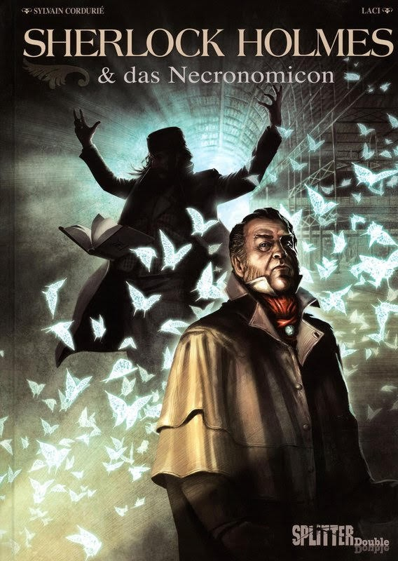 Sherlock Holmes & das Necronomicon (2014)