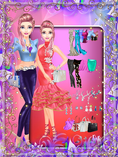 Download Makeup Salon Girl Fashion Studio Game For Girls For Pc