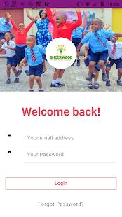 Sheerwood Intl School Parent App - náhled