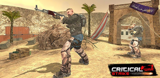 War in Pacific: Modern World War FPS Shooting Game game (apk) free download for Android/PC/Windows screenshot