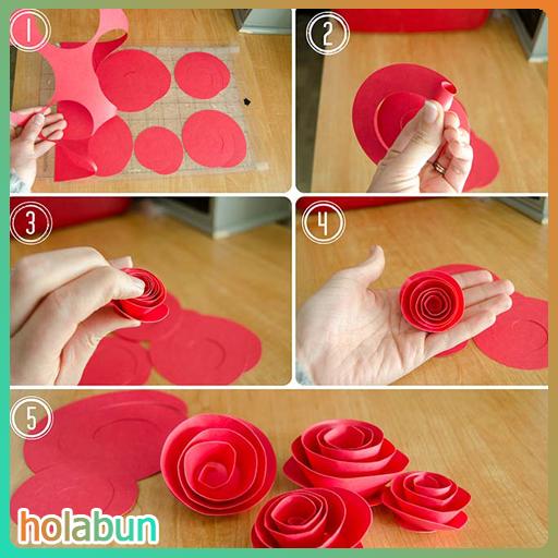 DIY Paper Craft Design Ideas