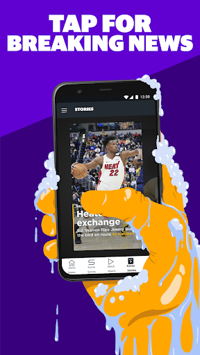 Yahoo Sports: Watch games & get live sports scores screenshots 4