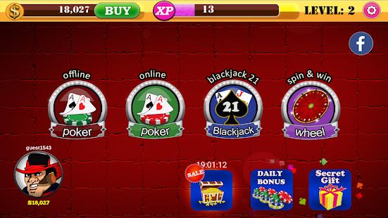 Poker Online (& Offline) - náhled