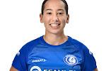 Speelster Gent Ladies maakte haar internationale debuut bij Marokko