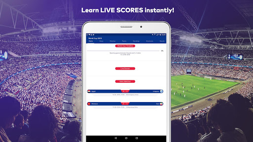 World Cup 2018 in Russia - Live Score, Match, News 6.0 screenshots 8