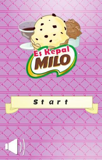 Game Jualan Es Kepal Milo for PC