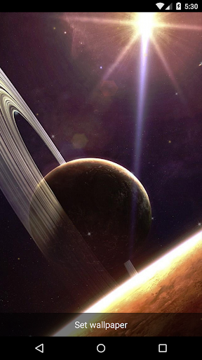 Planet 6 Live Wallpaper