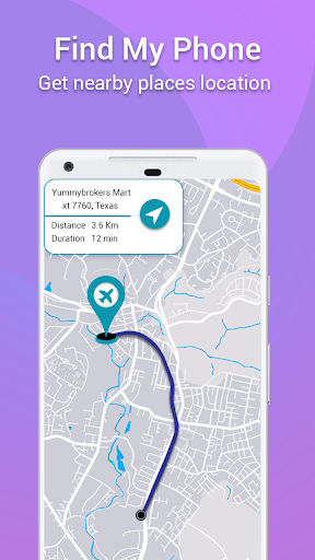 Find My Phone Android: Lost Phone Tracker 1.4.9 screenshots 1