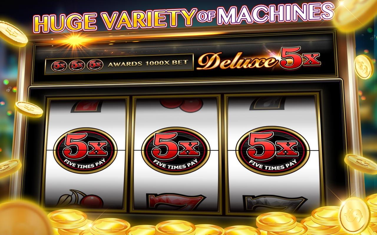 Slot Games Casino Free