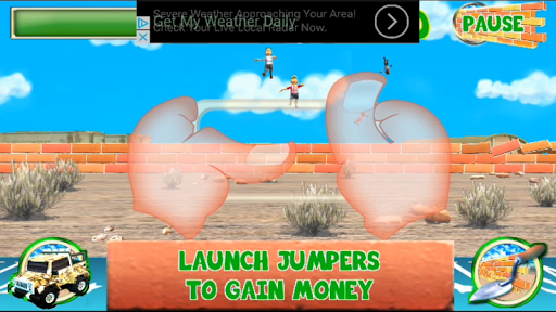 Trump The Wall 2.5 APK MOD screenshots 1