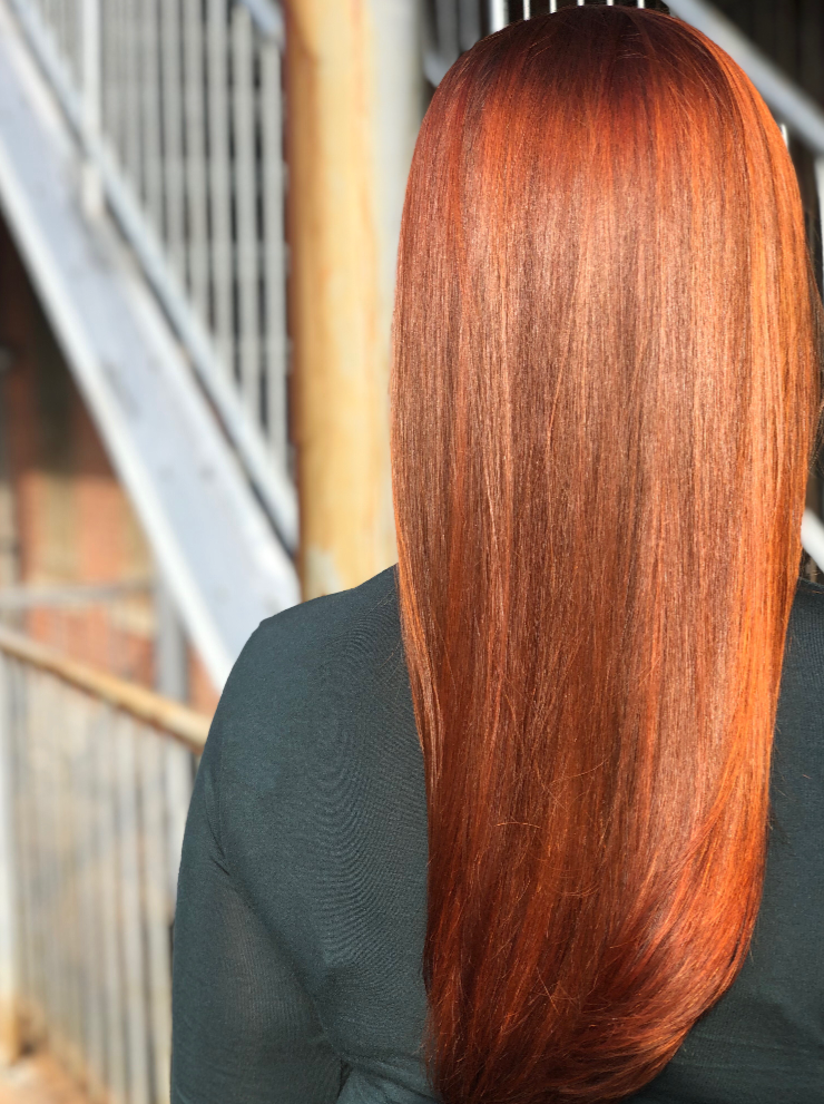 columbus ohio stylist term: copper