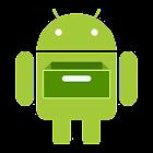 Appsaver la aplicación Apk. Guardar las Apps. Extr icon