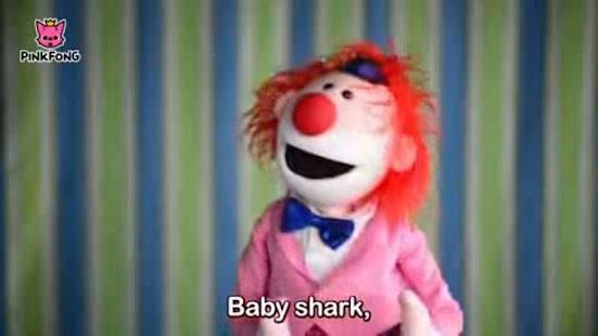 animasi baby shark - náhled