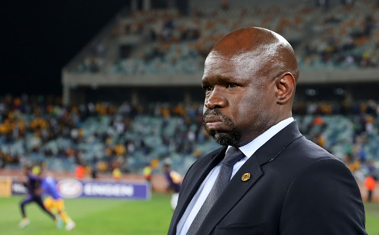 Steve Komphela. Picture: BACKPAGEPIX