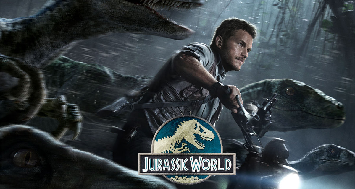 Jurassic World 2015 Catling On Film