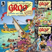 Groo: Friends and Foes