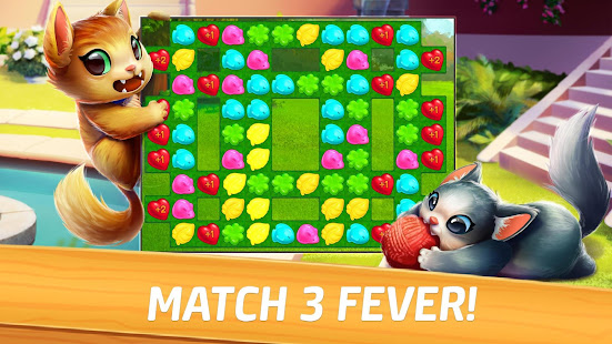 Game Meow Match: Cats Matching 3 Puzzle & Ball Blast APK for Windows Phone