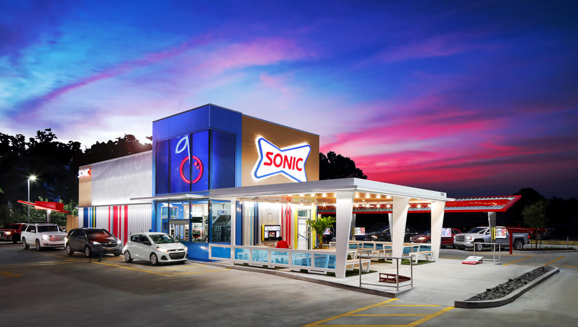 SONIC® Drive-In