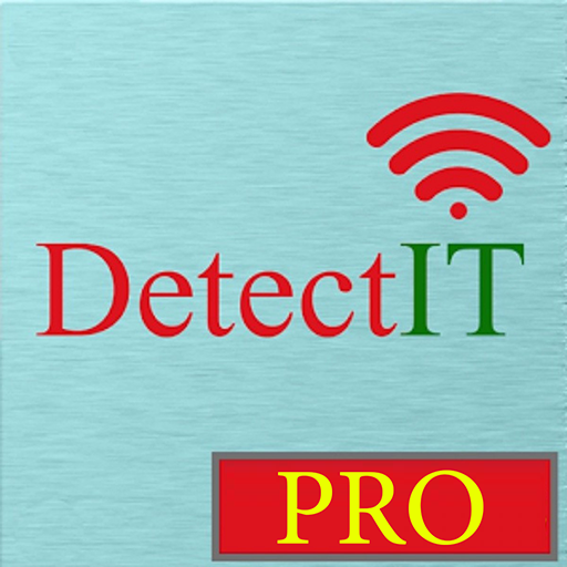 DetectIT PRO Device and Camera Detector Applications pour Android