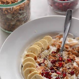 Pomegranate Yogurt Recipes.