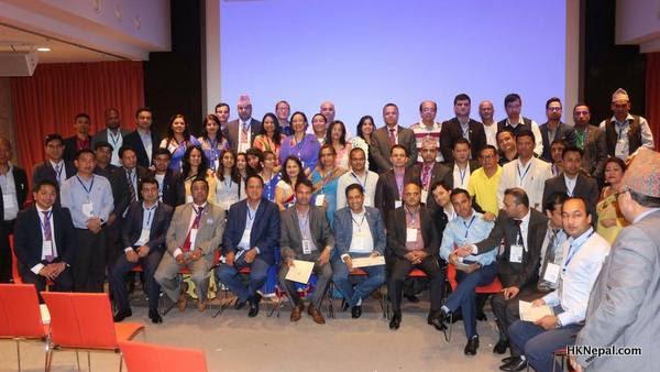 एसरी सम्पन्न भयो एनआरएनएको यूरोपियन क्षेत्रीय सम्मेलन