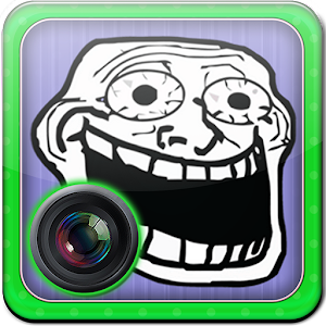 Troll Face Meme Photo Editor