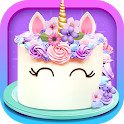 Girl Games: Unicorn Cooking Games for Girls Kids icon