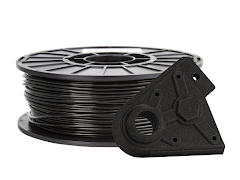 Infinite Void Black PRO Series PLA Filament - 1.75mm (1kg)