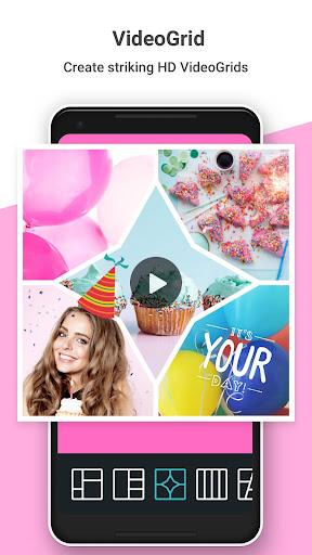 PhotoGrid: Video & Pic Collage Maker, Photo Editor  screenshots 1