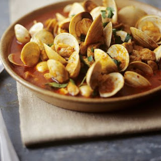 Spicy Clam and Pork Stew