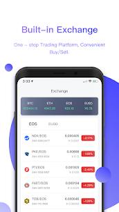 Bitpie Wallet – Bitcoin USDT ETH EOS BCH TRON LTC 2