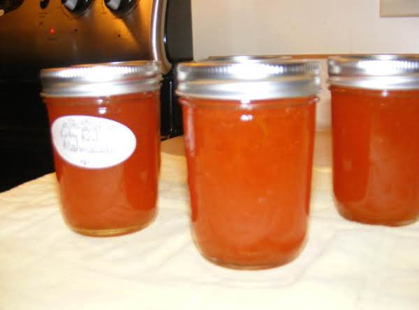 Ruby-red Grapefruit Marmalade Recipe
