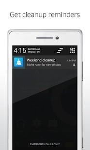 AVG Cleaner for Android phones- screenshot thumbnail