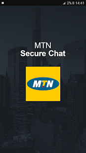 MTN Secure Chat - náhled
