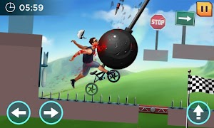 5 Crazy Wheels App screenshot