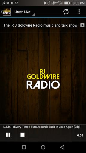 RJ Goldwire Radio  screenshots 2