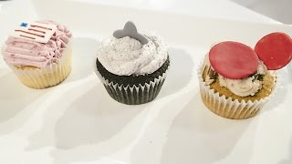 Celebrity: Cupcakes in Space