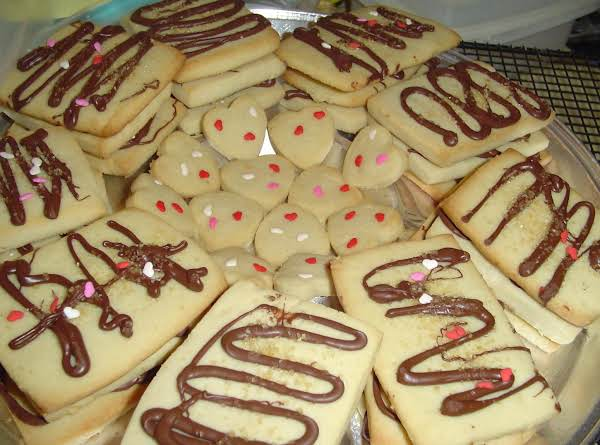 Simple Short Bread Cookies! Recipe