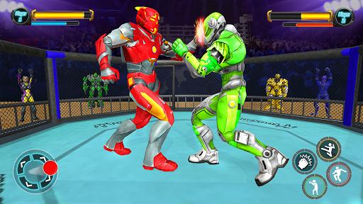 Grand Robot Ring Fighting 2020 : Real Boxing Games 1.0.13 Screenshots 4