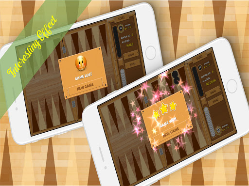 Backgammon Online 2.0 screenshots 9