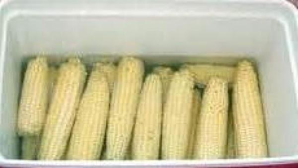 Jeanne's Cooler Corn Recipe