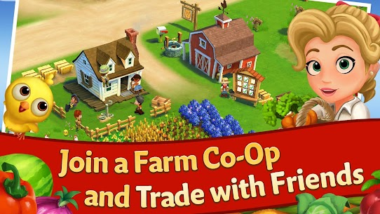 FarmVille 2 Country Escape Mod Apk 16.7.6496 (Free Shopping + Gems) 4