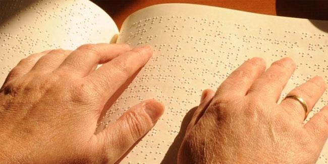 Подія 4 січня - Всесвітній день азбуки Брайля