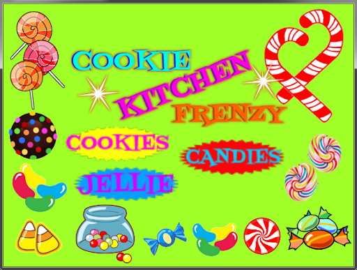 Cookie Kitchen Frenzy